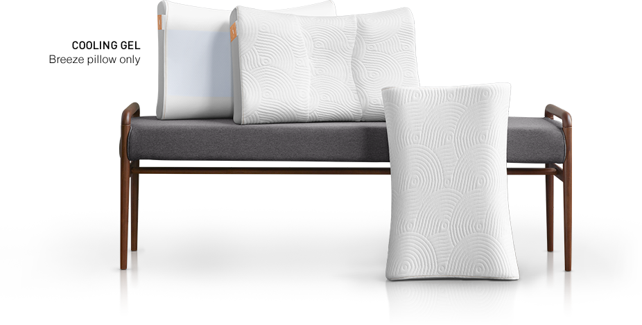 Specific Position Pillows - Back and Side sleepers